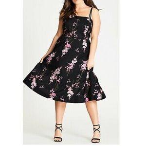 NWT City Chic size 14 dress